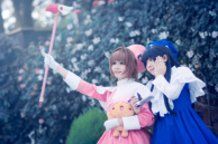 Cardcaptor Sakura - Sakura x Tomoyo