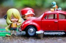Pokemon Car Wash Crew