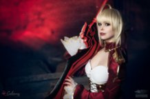 Saber Nero (Fate/Extra)  Cosplay by Calssara
