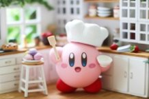 Baking With Kirby