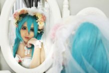 Wedding Hatsune Miku