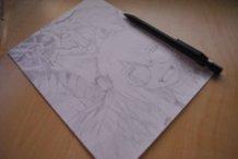 One Pencil to RULE THEM ALL (ノ≧∀≦)ノRakugaki