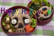 Halloween Bento - Original