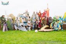 Monster hunter cosplay