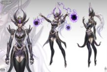 Syndra Official Concept Art