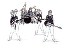 juvenile delinquent band