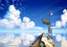 Amongst  the Skies