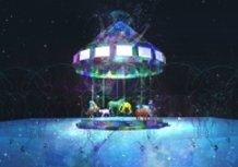 Starlight carousel
