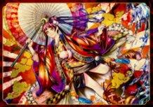 【KIMINO Party Art Show】BENIIRO -vermilion-