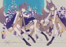 Inari's Strange Journey