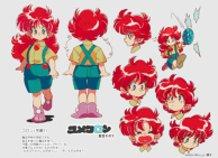 YumeKoron Character Settings
