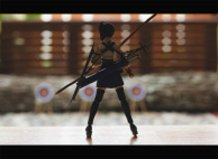 Way of the Bow: figma Kaga - KanColle-