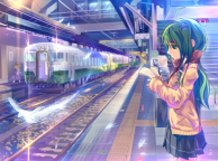 Sanae Returns Home