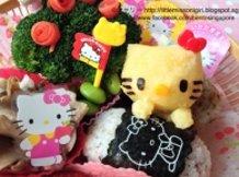 Hello Kitty Potato Charaben