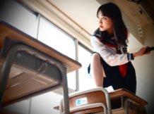 School Girl cosplay