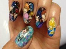 Utano☆Prince-sama !! ITA-nail