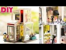 DIY Miniature Nendoroid Photo Studio