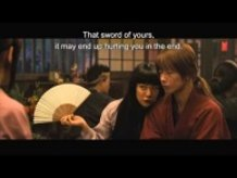 Samurai X Live Action Movie Trailer!