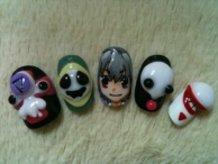 Evangelion Nails!