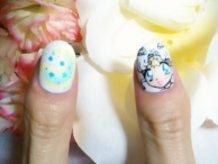 Sailor Cosmos Nail Art♪
