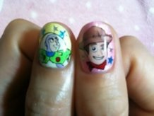 Toy Story Nails ♪