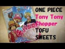 One Piece Tony Tony Chopper TOFU Sweets