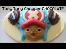 One Piece Tony Tony Chopper Chocolate