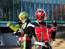 Kamen Rider 2 & Wizard