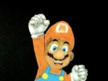 Art With Salt - Super Mario