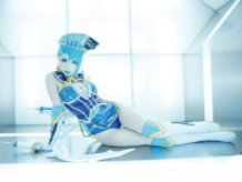 Blue Rose from Tiger&Bunny