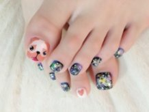 Apo from Space Brothers Nails!!