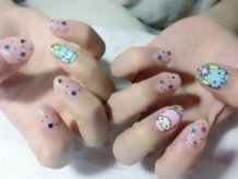 Nails of My Melody's Friends♪