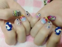 My Pet Monster Nails!!