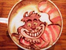 "Cheshire Cat from ""Alice in Wonderland"""