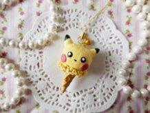 Pikachu  Poke ☆ Ice Crean