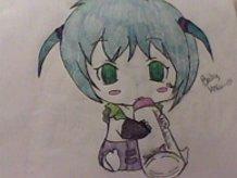 Baby Hatsune Miku