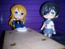Kirino  is hungry!