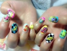 Andy Warhol Nails