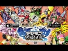 """Digimon Crusaders"" promotional video revealed!!"