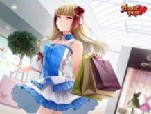 HuniePop: Audrey shopping