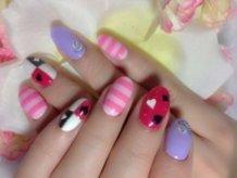 Alice in Wonderland Nails♪