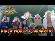 Naruto Shippuden U. N Storm Revolution - PS3/X360 - Ninja World Tournament (English Trailer)
