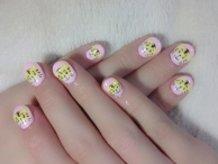 Shimajiro Nails