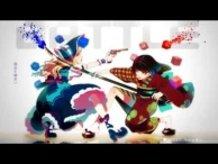 """[Square 04] Original Song """"Shakunetsu"""" Ver. Akiakane vs Lon (CV: Yu Kobayashi) - Produced by Akiakane"""