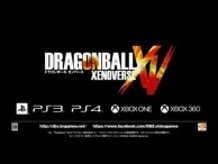 "New Game ""Dragon Ball: Xenoverse"" PV"
