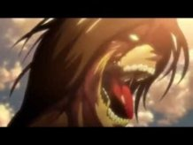 """""""Attack on the Titan the Movie Part 1: Crimson Bow and Arrow"""" Trailer"""