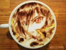 Latte Art [Lelouch Lamperouge] Code Geass