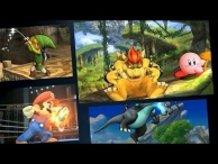 Super Smash Bros. for the 3DS TV CM Part 2