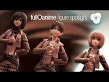 Figma Attack on Titan (Eren Jaeger, Mikasa Ackerman & Armin Arlert) | Figure Spotlight (4K)