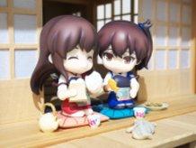 Akagi and Kaga